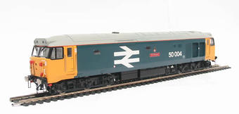 R2487 Class 50 50004 'St. Vincent' in BR large logo livery