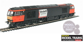 R2489 Class 60 60007 in Loadhaul livery