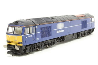 R2490-PO10 Class 60 60078 in Mainline livery - Pre-owned - Like new - imperfect box