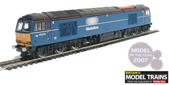 R2490 Class 60 60078 in Mainline livery