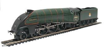 """R2494 Class A4 4-6-2 60020 """"Guillemot"""" in BR Green"""