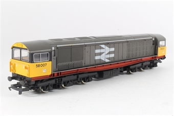 R250B Class 58 58007 in Railfreight Red Stripe Livery