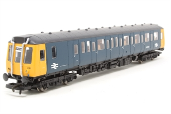 R2510-PO02 Class 121 single car DMU (Bubble car) in BR blue - Pre-owned - Like new - Imperfect box