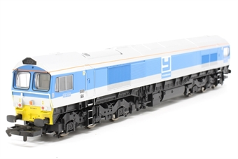 "R2519-PO05 Class 59 59005 ""Kenneth J Painter"" in Foster-Yeoman livery - Pre-owned - Imperfect box"