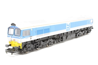 "R2519-PO06 Class 59 59005 ""Kenneth J Painter"" in Foster-Yeoman livery - Pre-owned - DCC fitted - imperfect box"
