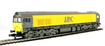 "R2521 Class 59 59102 ""Village of Chantry"" in ARC livery"