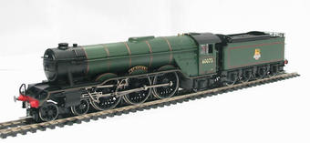 """R2536 Class A3 4-6-2 60073 """"St.Gatien"""" in BR Green with early emblem"""