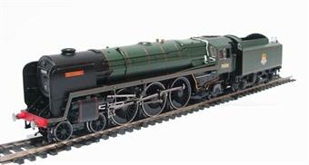 "R2562 Class 7MT Britannia Class 4-6-2 70000 ""Britannia"" in BR Green"