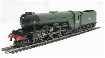 R2569 The Talisman train pack with 4-6-2 'Sandwich' Class A3 and 3 BR maroon coaches