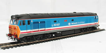 R2575 Class 50 50027 'Lion' in Network SouthEast livery