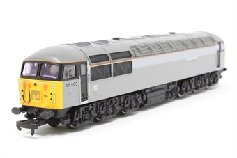 R2576-PO01 Class 56 56063 in Trainload livery - Pre-owned - Like new