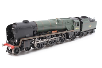 "R2608-PO02 Rebuilt West Country Class 4-6-2 34026 ""Yes Tor"" in BR Green with late crest - Pre-owned - Like new - imperfect box"