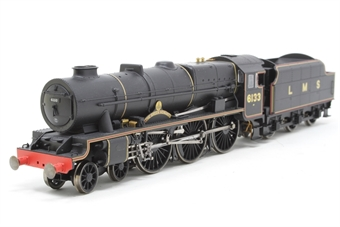 "R2631-PO05 Royal Scot Class 4-6-0 6133 ""The Green Howards"" in LMS Black - Pre-owned - Like new"