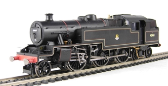 R2636 Stanier Class 4P 2-6-4T 42468 in BR Lined Black with early emblem