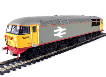 R2646 Class 56 56049 BR Railfreight red stripe livery (1987) DCC ready