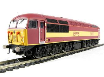 R2648 Class 56 56059 in EWS Livery