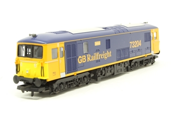 R2654-PO03 Class 73 73204 in GBRF livery - Pre-owned - Like new