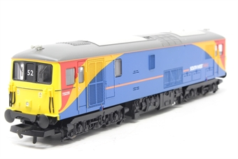 R2655-PO03 Class 73 73235 in SW Trains livery - Pre-owned - Like new - imperfect box