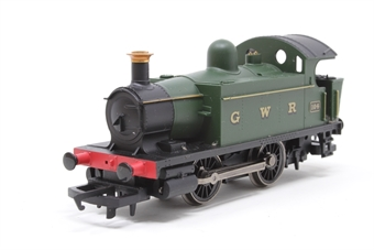 R2670-PO10 GWR Class 101 steam loco - Railroad Range - Pre-owned - Loco only, wagons not included - Replacement box