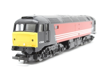 R2677-PO06 Class 47 47844 in Virgin Trains livery - Pre-owned - missing one buffer