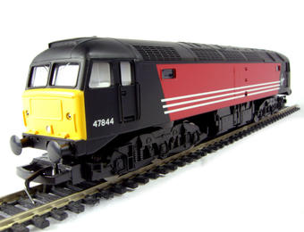 R2677 Class 47 47844 in Virgin Trains livery