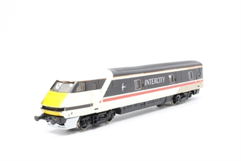 R268-82201-PO01 Mk4 Driving Van Trailer (DVT) Intercity Swallow 82201 - Pre-owned - marks on body and roof, chipped paintwork, added lights, hole near the switch on the bottom