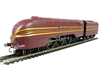 "R2689 Coronation Class 4-6-2 6229 ""Duchess of Hamilton"" in LMS Maroon - Special NRM Edition"