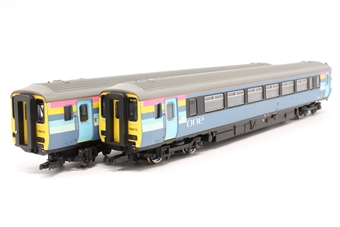 """R2693-PO04 Class 156 2 car DMU in """"One"""" livery - Pre-owned - Like new, imperfect box"""