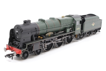 "R2728 Royal Scot Class 4-6-0 46120 ""Royal Inniskilling Fusiliers"" in BR Green with late crest"