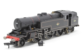 R2732-PO05 Stanier 4MT 2-6-4T 42616 in BR late Black - Pre-owned - Chimney loose, imperfect box