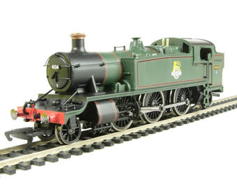 R2737 61xx 2-6-2T 4134 in BR Green