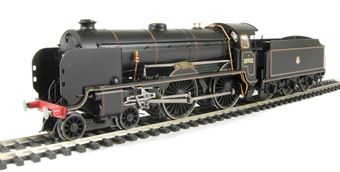 """R2744 Class V Schools 4-4-0 30932 """"Blundell's"""" in BR Black"""