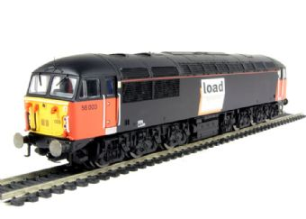 R2751 Class 56 56003 in Loadhaul Livery (DCC Ready)