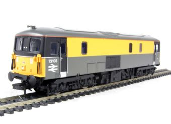 R2765 Class 73 73108 in BR Civil Link (Dutch Livery)