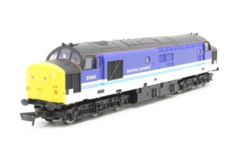 R2775-PO08 Class 37 37414 in Regional Railways livery - Pre-owned - DCC fitted- imperfect box