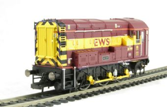 R2777 Class 08 Shunter 08799 'Andy Bower' in EWS livery