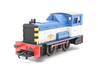 R2783-PO25 Class 06 Shunter 06008 in Pullman blue & white - Collectors club limited edition - Pre-owned - Like new