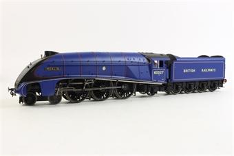 "R2798 Class A4 4-6-2 60027 ""Merlin"" in BR Experimental Purple - Limited edition for Modelfair.com"
