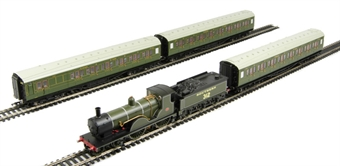 R2813 Southern Suburban 1938 with T9 and 3 Maunsell (high window) coaches