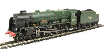 "R2824 Royal Scot Class 4-6-0 46100 ""Royal Scot"" in BR Green with late crest - Pete Waterman Collection"