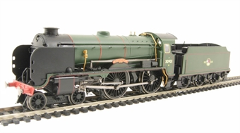 """R2845 Schools Class 4-4-0 30901 """"Winchester"""" in BR Green with late crest"""
