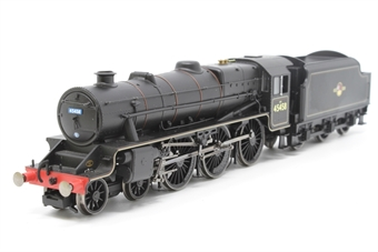 R2857-PO08 Black 5 4-6-0 45458 in British Railways BR Black with Late Crest - Pre-owned - Like new
