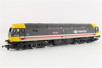 R288 Class 47 47613 'North Star' in Intercity Grey