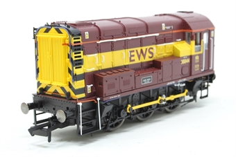R2902XS-PO05 Class 08 Shunter 08844 'Chris Wren 1955-2002' in EWS livery - DCC sound fitted - Pre-owned - Like new