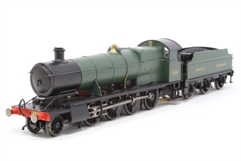 R2915-PO03 28xx Class 2-8-0 2818 in GWR Green (As preserved at NRM) - Pre-owned - Like new
