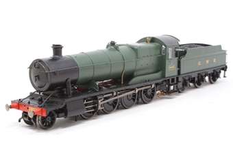 R2918-PO03  Class 2884 2-8-0 3803 in GWR Green - Pre-owned - Like new