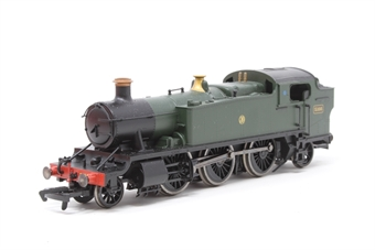 R2928-PO02 61xx Class 2-6-2 5108 in GWR Green with shirtbutton logo - Pre-owned - DCC fitted