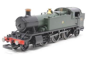 R2928-PO03 61xx Class 2-6-2 5108 in GWR Green with shirtbutton logo - Pre-owned - missing coupling hooks