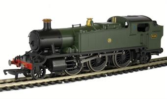 R2928 61xx Class 2-6-2 5108 in GWR Green with shirtbutton logo