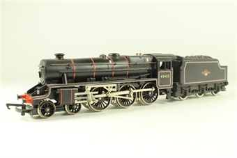 "R292 Class 5 ""Black 5"" 4-6-0 45422 in BR Black with late crest"